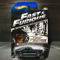 Hot Wheels '67 Ford Mustang Fast & Furious FF Tokyo Drift Sean Boswell