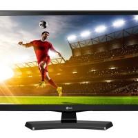 """LG 28"""" Monitor TV - Hitam (Model: 28MT48AF)"""