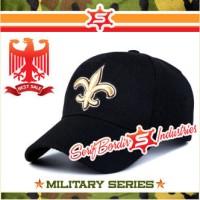 Harga topi baseball admiral captain hitam topi bordir pria military  c1362aab34