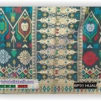 Baju Batik Online. Toko Online Baju. Busana Batik. BP31 HIJAU