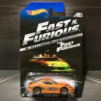 Hot Wheels Fast & Furious FF Toyota Supra