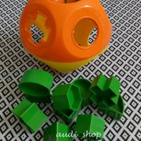Tupperware Shape-O Toy