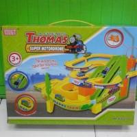 Jual Mainan Anak Mobil Mobilan Track Thomas & Friends Super Motordrome Murah