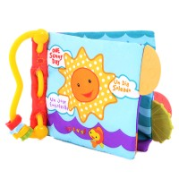 Carter's Soft Book Teether One Sunny Day