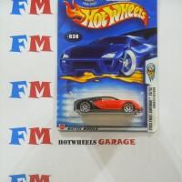 Hotwheels Bugatti Veyron 2003 FE