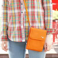 Jual Murah 279 Mini Travel Sling Bag  Pouch paspor Travelus V2 Tas slempang Murah