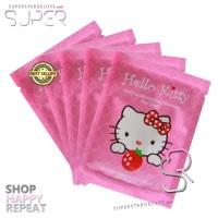 Jual Hello Kitty Naturgo Original (Masker Lumpur) 5 sachet Murah