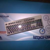 Jual Keyboard Gaming Rexus MX2 Legionare Mechanical Murah