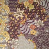 Kain Bahan Batik Semi Sutera Prada