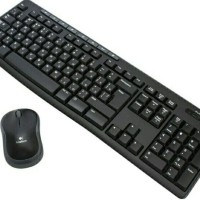 Keyboard Mouse Logitec MK-270 Wireless Original