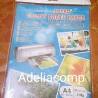 Harga kertas photo foto glossy photo paper merk | antitipu.com