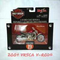 Maisto Harley Davidson 1:18 2004 VRSCA V-ROD series 19