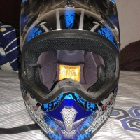 Cargloss Helm MX Timberwolf