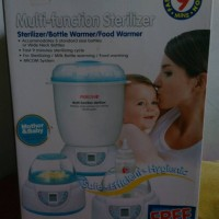 Jual sterilizer/bottle warmer/food warmer merk PIGEON Murah