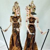 harga Wayang Golek Rama Sinta Souvenir Tokopedia.com