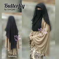 niqab butterfly UniQab