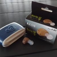 PROMO !!! Alat bantu dengar dalam telinga (ITE) AXON K-80