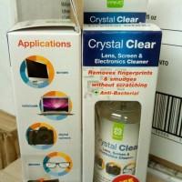 Primo cristal clear pembersih layarkaca electronic