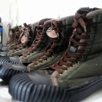 custom sepatu olddog canvas the solidus