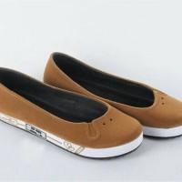 Jual Sepatu pantofel karet pvc wanita beludru bludru ATT ABL 455 Murah