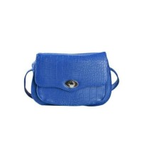 tas sling bag biru merk alibi paris original
