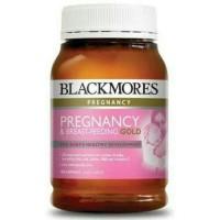 Jual Suplemen Blackmores Pregnancy and Breastfeeding Gold 180 kapsul Murah