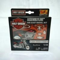 Maisto Harley Davidson 1:18 2004 VRSCA V-ROD semi mokit