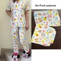 Jual The pooh pajamas Murah