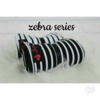 Jual Gendongan Kaos Bians Motif Zebra size L Murah