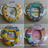 Jual Potty Seat With Handle Murah
