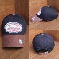 Jual Topi Baseball ET Caps Brand Urban colour Black Murah
