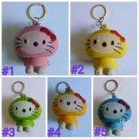 Jual gantungan squishy / gantungan kunci tas hello kitty Murah