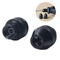 Jual Multi chuck M8x0.75 clamp drill 0.4 - 3.2mm mini grinder tuner bor Murah