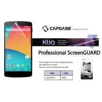 Jual OP2347 Capdase Antigores KLIA Crystal Clear LG Nexus 5 KODE Bimb2824 Murah