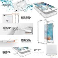 Jual OP731 Soft Case Silicone Spigen Liquid Crystal Case iPhone 6  KODE Bim Murah