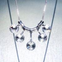 harga Liontin Kalung Lapis Emas Kristal Swarovski Elements Fliz Ps16028 Tokopedia.com