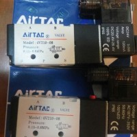 Solenoid valve 4v210 08 Airtac 220v ac / 24 v dc / 110v ac