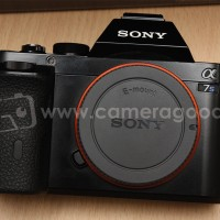 Jual ( Camera Goods ) Sony Alpha A7S Body Only - Super Mint Condition. Full Murah