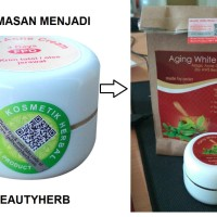 CREAM MAGIC ACNE 3 DAYS / CREAM JERAWAT AMPUH DALAM 3 HARI