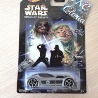 Hot Wheels Langka Ballistik Star Wars Return Of The Jedi Hotwheels