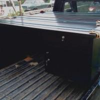 Meja kantor kayu multiplek uk.150*60 bekas berkualitas anti melengkung