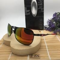 Kacamata Oakley Crosshair 826 Black Ducati Fire Fashion Pria Polarized