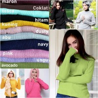 Jual roundhand sweater rajut BEST SELLER!! Murah