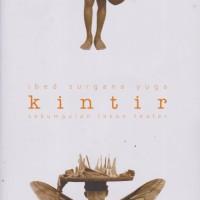 Kintir, Sekumpulan Naskah Teater Ibed Surgana Yuga - New