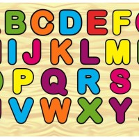 Jual Puzzle Kayu Huruf Puzzle Kayu Angka Puzzle Huruf Puzzle ABC Murah
