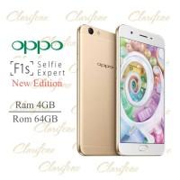 Oppo F1s NEW - Selfie Expert - Ram 4Gb / Rom 64gb - Garansi Resmi