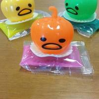 Jual Promo ! gudetama labu waluh pumpkin squishy muntah vomit mainan Murah