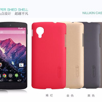 Jual TERBARU Hardcase Nillkin LG Nexus 5 (Free Anti Gores) Murah
