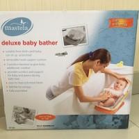 Jual Mastela Deluxe Baby Bather/ tempat mandi bayi Murah