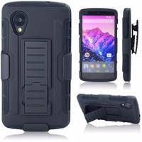 Jual TERLARIS Future Armor Defender For LG Nexus 5 + Swivel Holster Case Murah